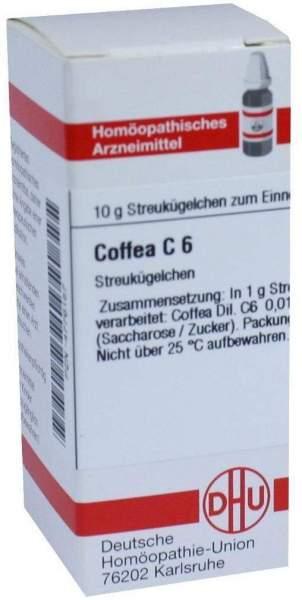 Coffea C6 10 G Globuli
