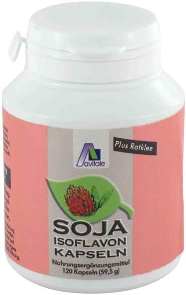 Soja Isoflavon Kapseln 60 mg + E 120 Kapseln