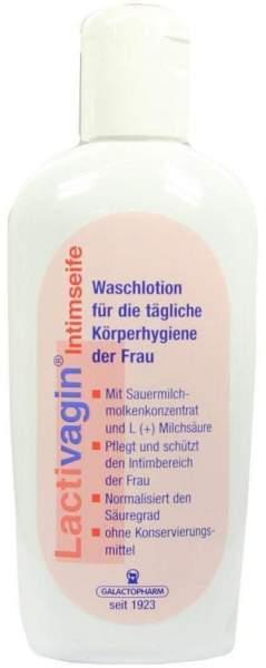 Lactivagin Intimseife Flüssigseife 200 ml Flüssigseife