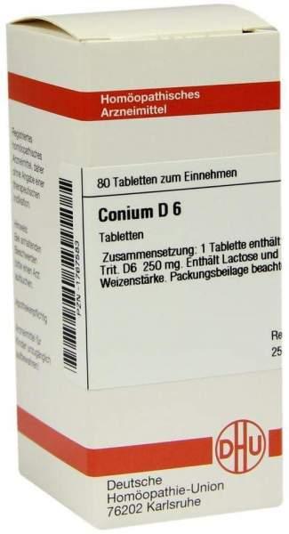 Conium D 6 80 Tabletten
