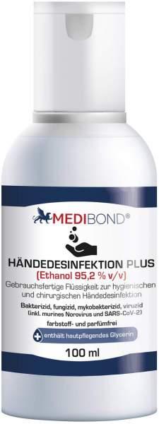 Medibond Händedesinfektion plus 100 ml Lösung