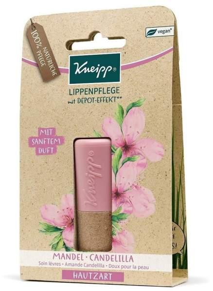 Kneipp Lippenpflege Hautzart Mandel Candelilla 4,7 g