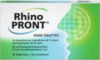 Rhinopront 12 Kombitabletten