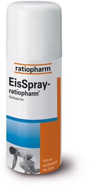 Eisspray-ratiopharm 150 ml Spray