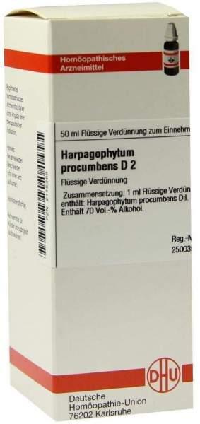 Harpagophytum Proc. D 2 Dilution