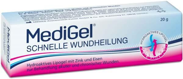 MediGel Schnelle Wundheilung 20 g