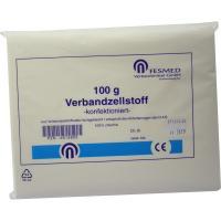 Verbandzellstoff konfektioniert hochgebleicht 100 g Beutel