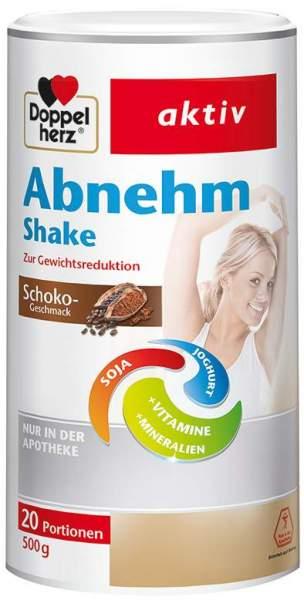 Doppelherz Abnehm Shake Schoko Pulver 500g