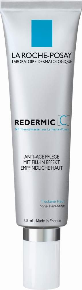 La Roche Posay Redermic C Trockene Haut Creme