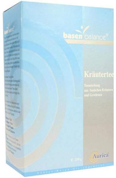 Basenbalance Kräutertee 250 G Tee