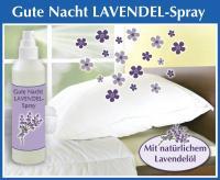 Gute Nacht Lavendel- Spray
