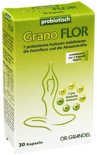 Granoflor Probiotisch Grandel 30 Kapseln