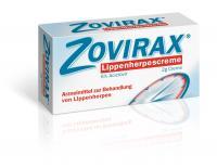 Zovirax Lippenherpescreme 2g