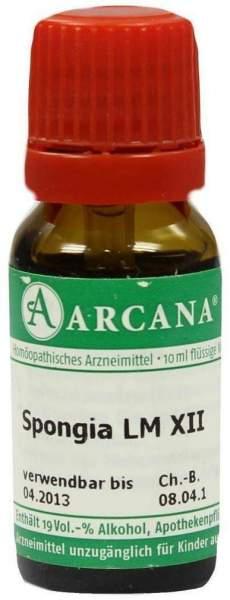 Spongia Arcana Lm 12 Dilution 10 ml