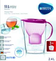 Brita Fill & Enjoy Marella Wasserfilter berry