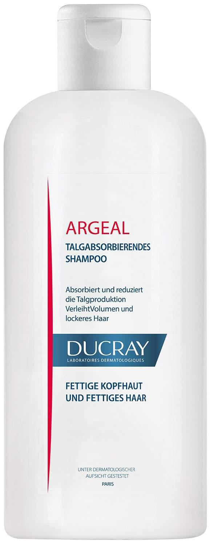 ducray argeal shampoo gegen fettiges haar 150 ml shampoo online bestel volksversand. Black Bedroom Furniture Sets. Home Design Ideas