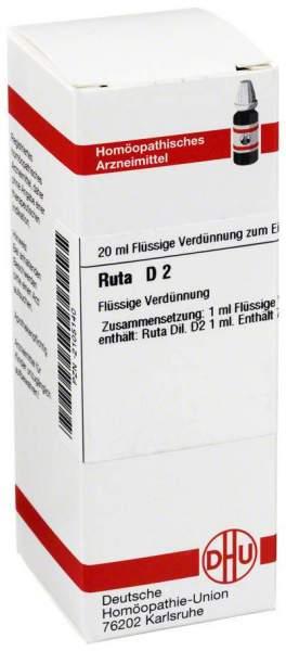 Ruta D 2 Dilution