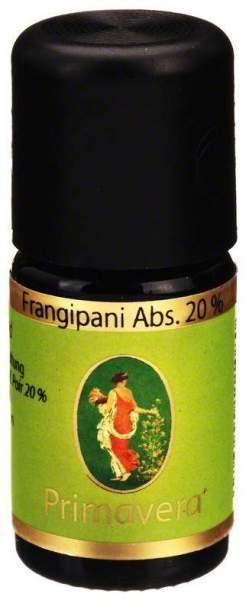 Frangipani Absolue 20 % 5 ml