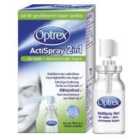 Optrex ActiSpray 2in1 für müde + überanstrengte Augen 10 ml