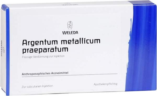 Weleda Argentum Metallicum Praeparatum D12