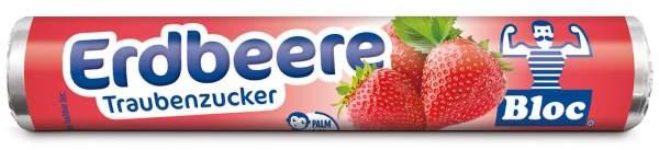 Bloc Traubenzucker Erdbeer 1 Rolle