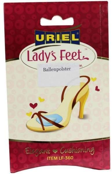 Ballenpolster Ladys Feet 2 Stück