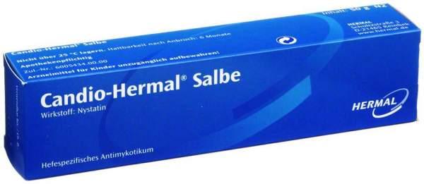 Candio Hermal 50 G Salbe
