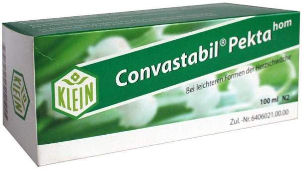 Convastabil Pektahom Tropfen 100 ml