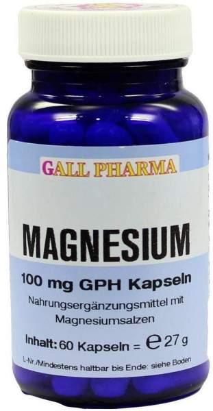 Magnesium 100 mg 60 Kapseln
