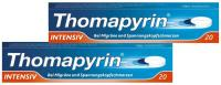 Thomapyrin Intensiv 2x20 Tabletten