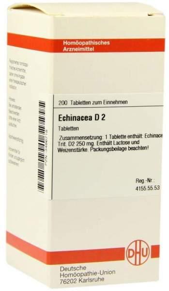 Echinacea D2 200 Tabletten