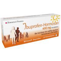 Ibuprofen Hormosan 400 mg Filmtabletten