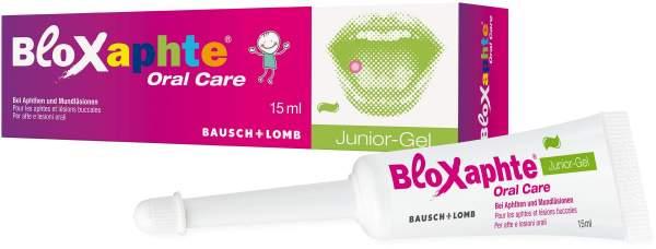Bloxaphte Oral Care Junior Gel 15 ml