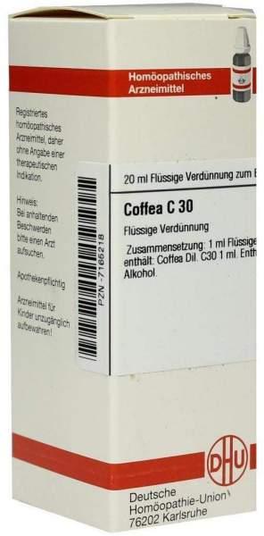 Dhu Coffea C30 Dilution