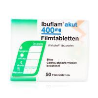 Ibuflam akut 400 mg 50 Filmtabletten