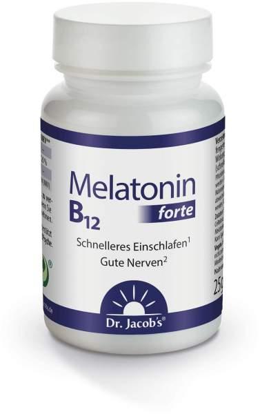 Melatonin B12 forte 90 Tabletten
