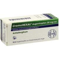 Cromohexal 10 ml Augentropfen
