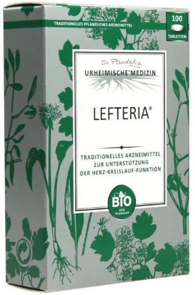 Lefteria 100 Tabletten