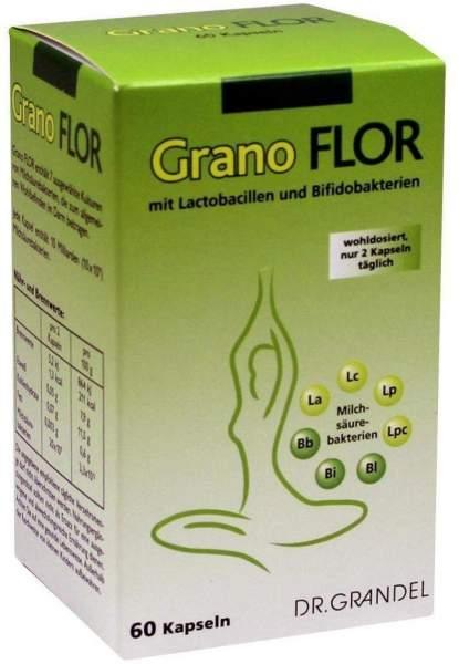 Granoflor Probiotisch Grandel 60 Kapseln