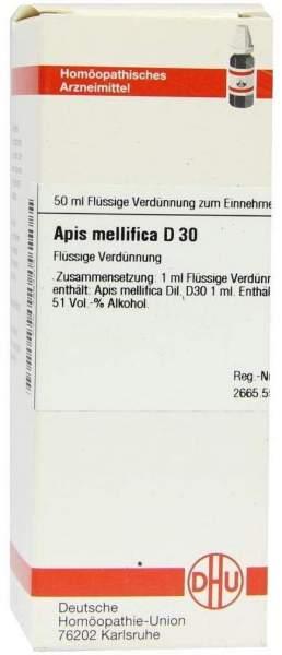 Apis Mellifica D 30 Dilution 50 ml Dilution