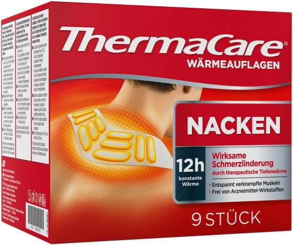 Thermacare Nacken-Schulter Auflagen zur Schmerzlinderung 9 Stück