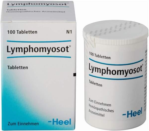 Lymphomyosot 100 Tabletten