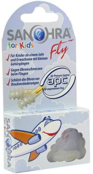 Sanohra Fly für Kinder Ohrenschutz 2 Stück