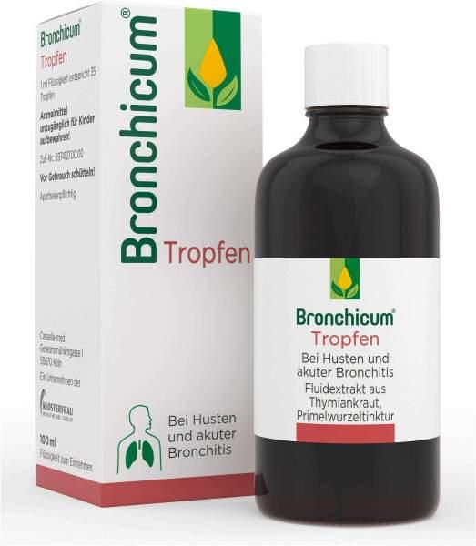 Bronchicum Tropfen 100 ml