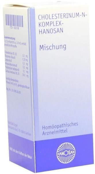 Cholesterinum N Komplex Hanosan 50 ml