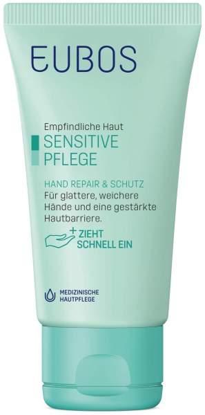 Eubos Sensitive Hand Repair und Schutz 50 ml Creme