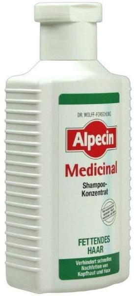 Alpecin Medicinal Shampoo Konzentrat Fettendes Haar 200 ml Shampoo