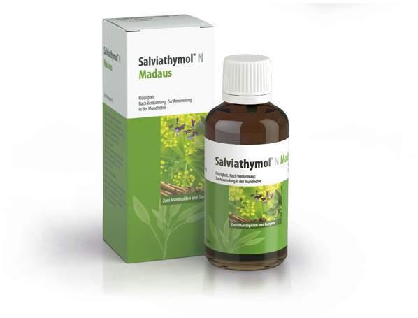 Salviathymol N Madaus Tropfen 20 ml