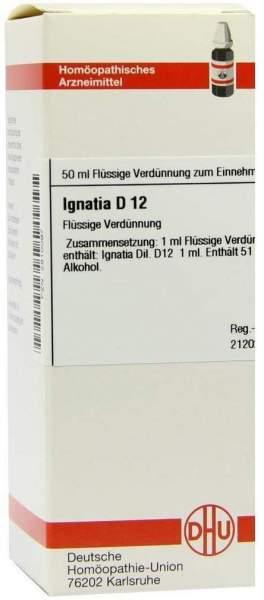 Ignatia D12 Dilution 50 ml Dilution