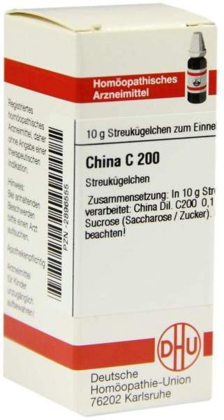 China C 200 Globuli